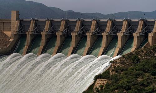 'حکومت سیاسی پوائنٹ اسکورنگ کے لیے پانی کے ذخائر سے کھیل رہی ہے'
