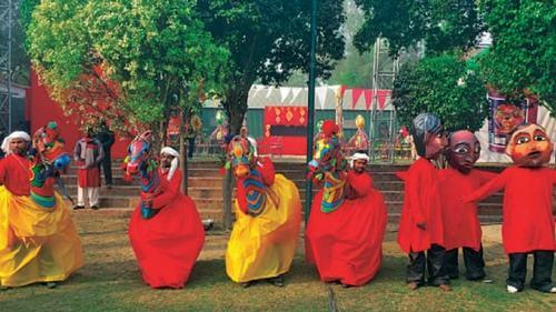 Rafi Peer theatre kicks off four-day puppet festival