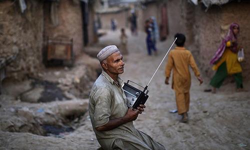 Interior ministry shuts down Radio Mashaal following ISI report