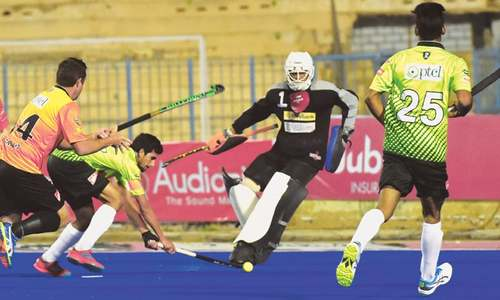 World XI crush Pakistan's young guns 5-1