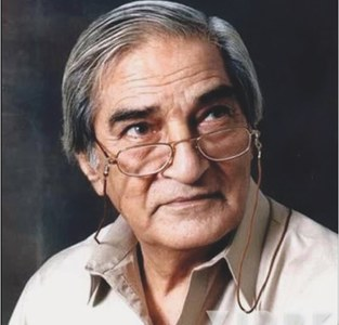 Prominent writer  Munoo Bhai passes away