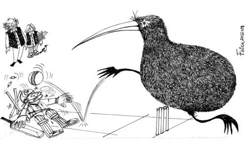 Cartoon: 20 January, 2018
