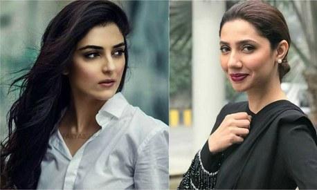 Mahira Khan and Maya Ali urge for donations for a Shaukat Khanum cancer hospital in Karachi