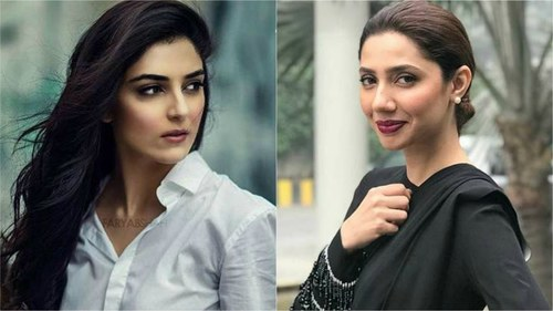 Mahira Khan and Maya Ali urge for donations for a Shaukat Khanum cancer hospital in Karachi