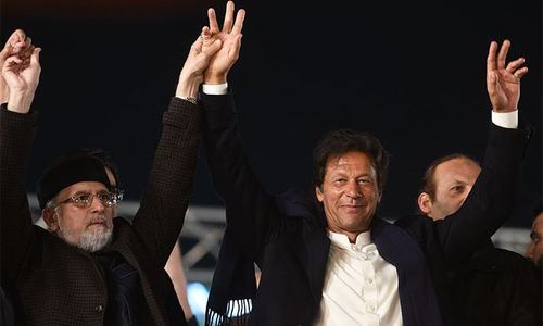 Mall Road rally: Imran didn't do PTI any favours by bringing Lahore's centre to a grinding halt