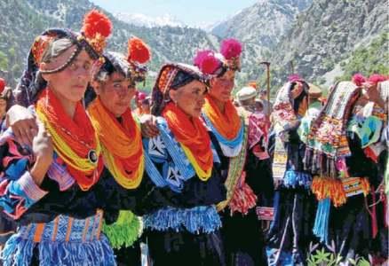 Kalash-Muslim coexistence signifies religious harmony