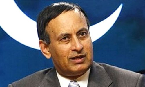 Former US ambassador Hussain Haqqani booked over hate speeches