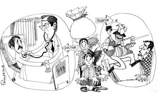 Cartoon: 22 January, 2018