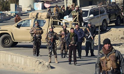 Kabul attack: Militants dominate security landscape even as US ramps up military action