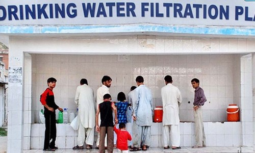 New SC water commission chief finds Kotri, Thatta installations unsatisfactory