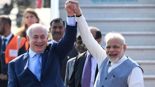 India & Israel: a marriage made in heaven or hell?