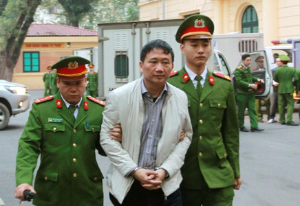 Vietnam oil exec 'kidnapped' from Germany gets life for embezzlement