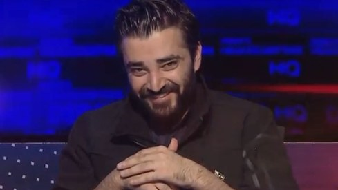 Watch Hamza Ali Abbasi get awkward in this rapid fire interview