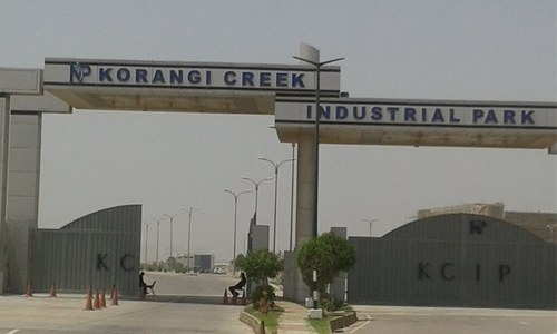 Sindh moves on SEZ status