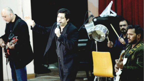 Jawad Ahmed holds concert to raise awareness about class disparity