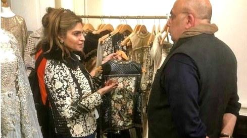 This London exhibit means big bucks for Pakistani fashion brands like Elan and Shehla Chatoor