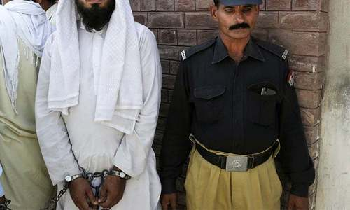 Cleric accused of beating a pupil to death in Karachi remanded into police custody