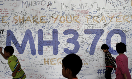 Search for MH370 renewed with the help of under-water drones: Malaysian officials
