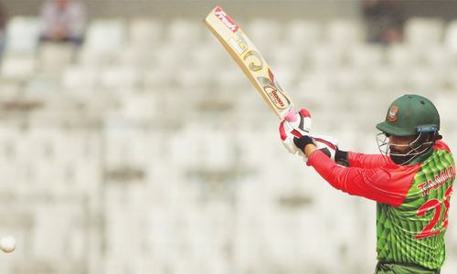 All-round Shakib inspires BD to win over Zimbabwe