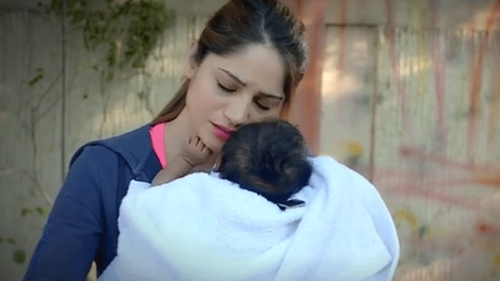 Neelum Muneer's next TV drama puts the spotlight on abandoned babies