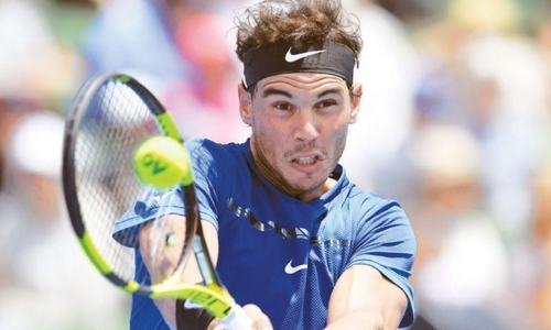 Injured Nadal faces three weeks out