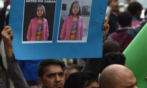 Jacket buttons helped police identify Zainab's killer