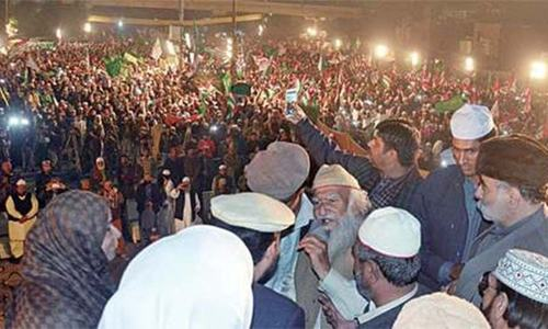 Sialvi calls off protests after meeting Shahbaz Sharif