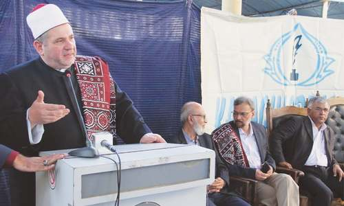 Sufism can counter extremist tendencies: Egyptian scholar