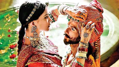 Padmaavat is a flawed history lesson with great visuals