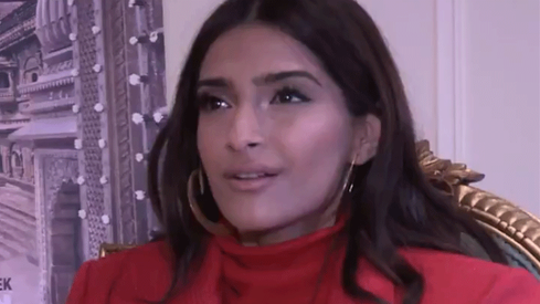 Sonam Kapoor breaks down why people choose not to report sexual harassment