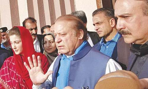 LHC issues notices to Nawaz, Maryam and Rana Sana over contempt of court allegations