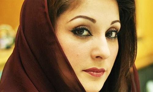 Maryam Nawaz criticises opposition, judiciary