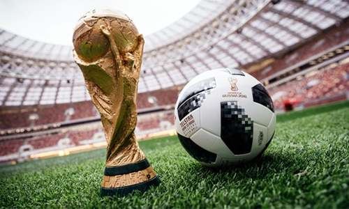 Footballs made in Sialkot will represent Pakistan at 2018 FIFA World Cup