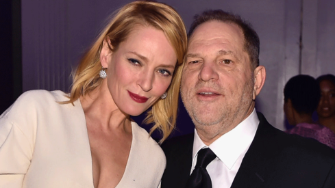 """He assaulted me, but that didn't kill me,"" Uma Thurman details encounter with Weinstein"