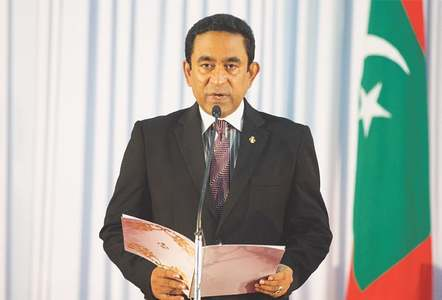 Maldives in turmoil as president, apex court go on warpath