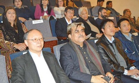 Chinese Film Month kicks off at Islamabad's arts council