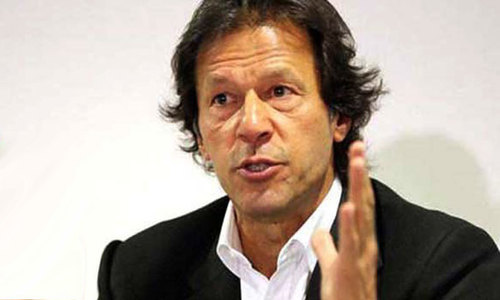 'Nawaz thinks PM is above the law': Imran responds to Sharifs' criticism at Peshawar rally