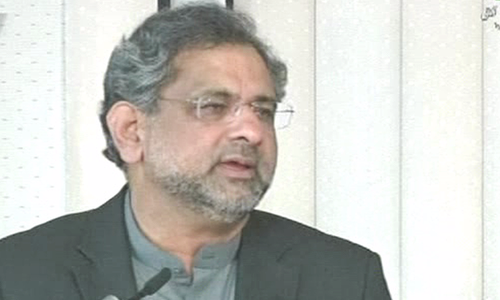 'All Kashmiris need is good leadership,' PM Abbasi says on Kashmir Day