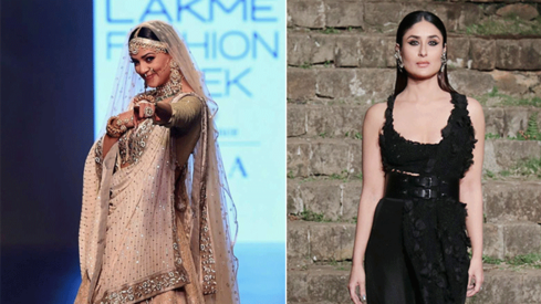 7 Bolly showstoppers at Lakme Fashion Week we're obsessing over
