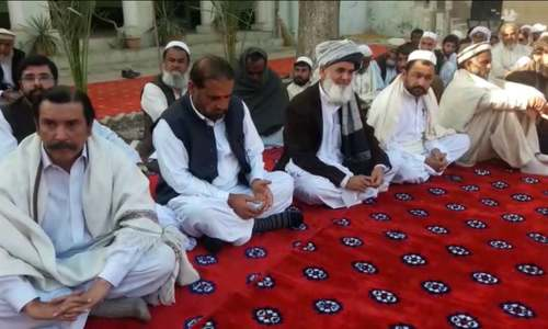 Jirga in Laki Marwat gives Feb 28 deadline to arrest Asma's killers