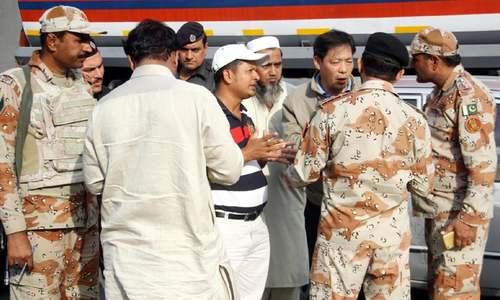 Chinese man shot dead in Karachi attack