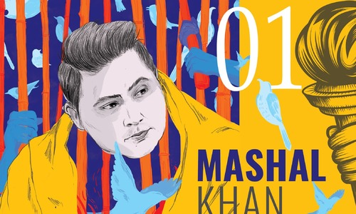 Mashal Khan: Lighting a flame in our hearts by losing his life