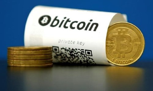 Bitcoin rebounds from 3-month low in volatile trade