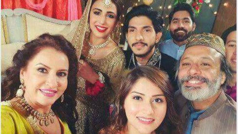 Mohsin Abbas Haider is all set to play a mama's boy in Lashkara