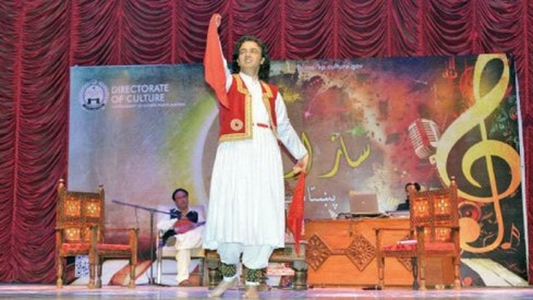 This dancer defies social taboos to promote Pakhtun culture