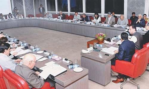 National security committee reviews Pak-US ties