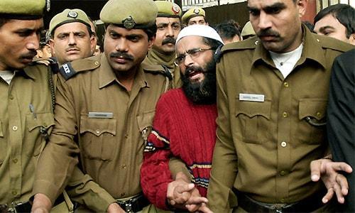 Afzal Guru's 5th death anniversary observed in India-held Kashmir amid complete shutdown