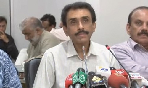 Escalation of conflict?: MQM's coordination committee moves to sideline Farooq Sattar
