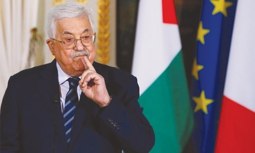 Israel's outrage over Palestinian president's new private jet is hypocritical
