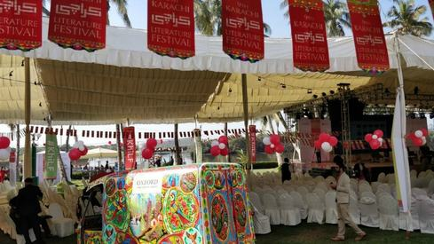 Day 2: What's happening at the Karachi Literature Festival 2018